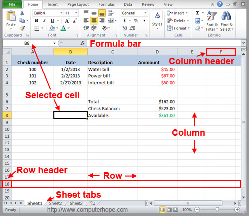 commonly numerical data. What makes a spreadsheet software program ...