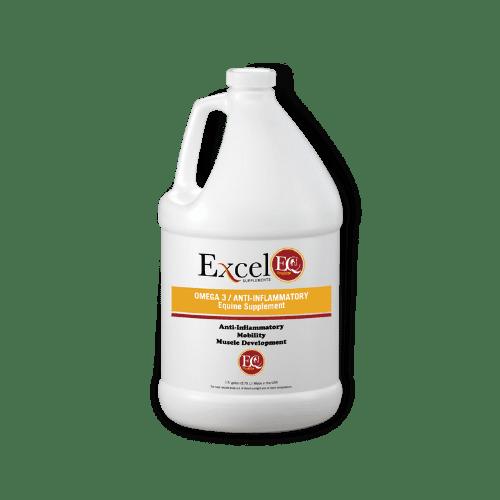 ExcelEQ ProElite Camelina Oil for Horses