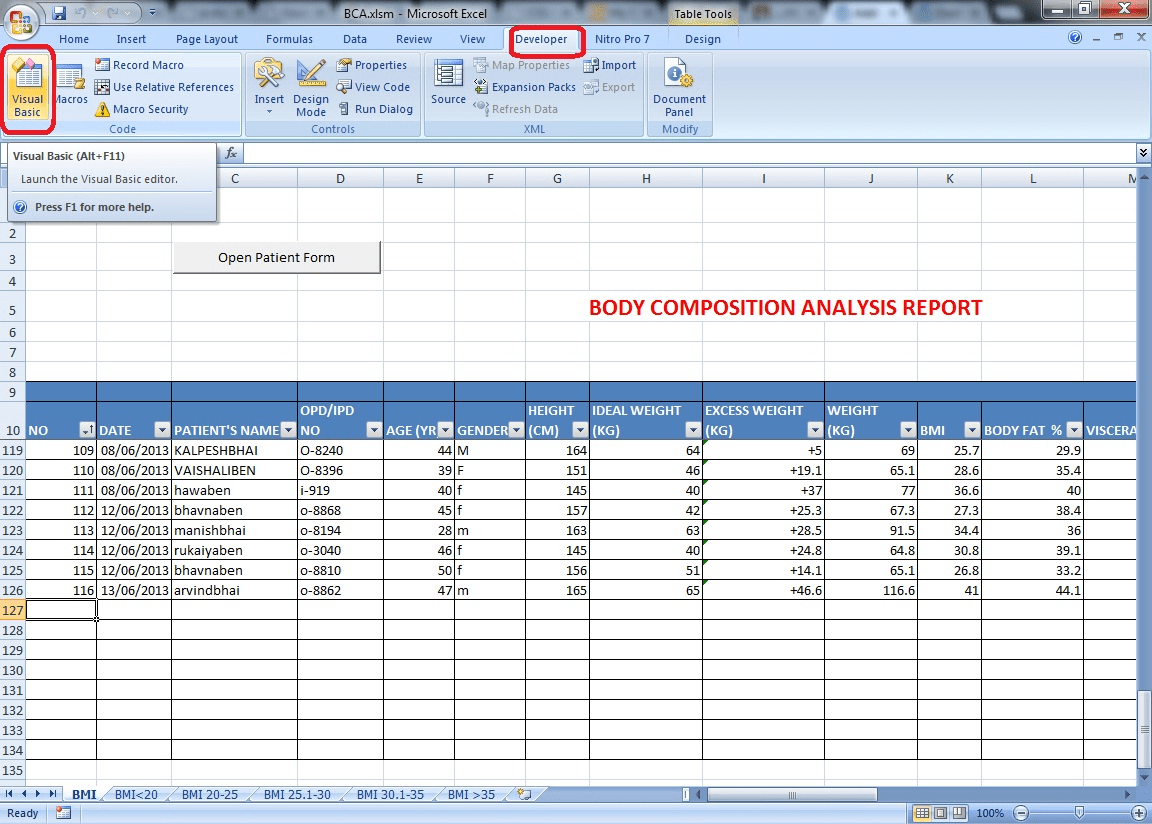 Add Data To Excel Using Vba Form