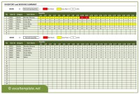 Inventory and Booking Manager for Rental Business   Excel ...