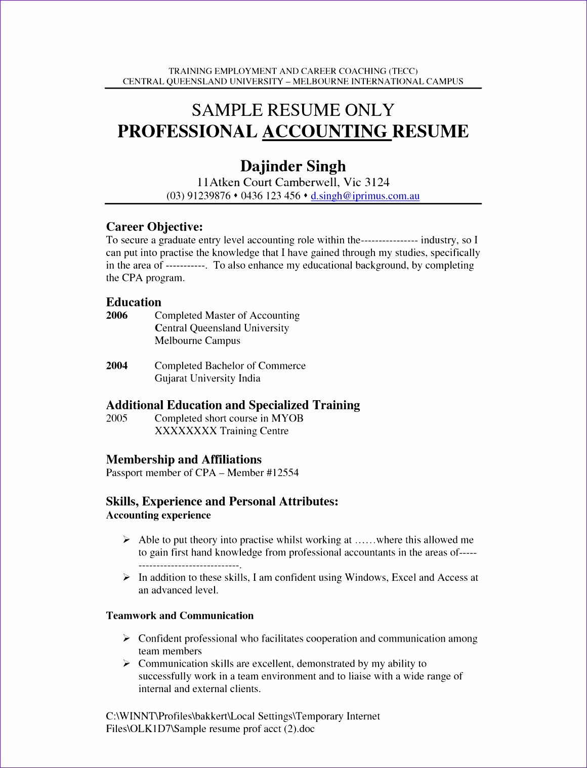 Accounts Receivable Resume Sample 12 Account Receivable Template Excel Format