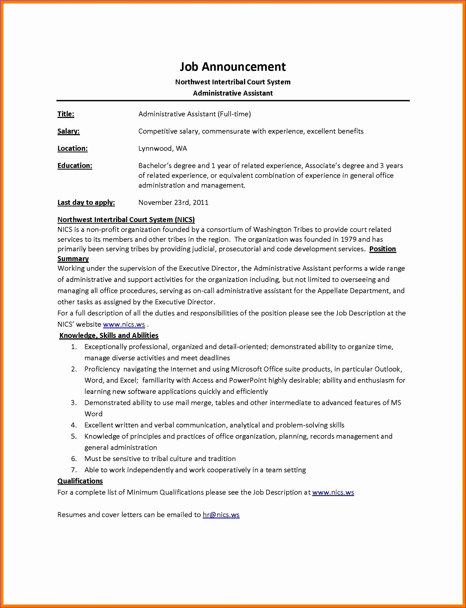 Office Administration Resume Template 7 Raci Model Template Excel Exceltemplates Exceltemplates