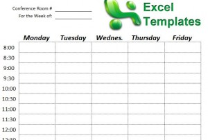 13/03/2019· conference room schedule template is a convenient way to make conference room schedule quickly in short time as it is loaded with all essential fields and spaces to add details about reservation of conference room. Conference Room Scheduler Conference Room Schedule