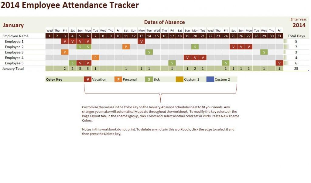 employee attendance point system spreadsheet - Garaj cmi-c org
