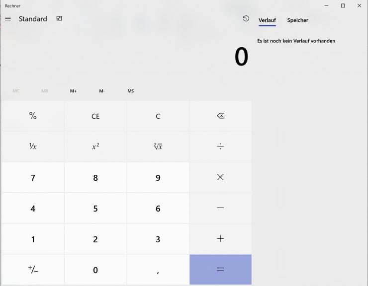 Windows-Taschenrechner-01