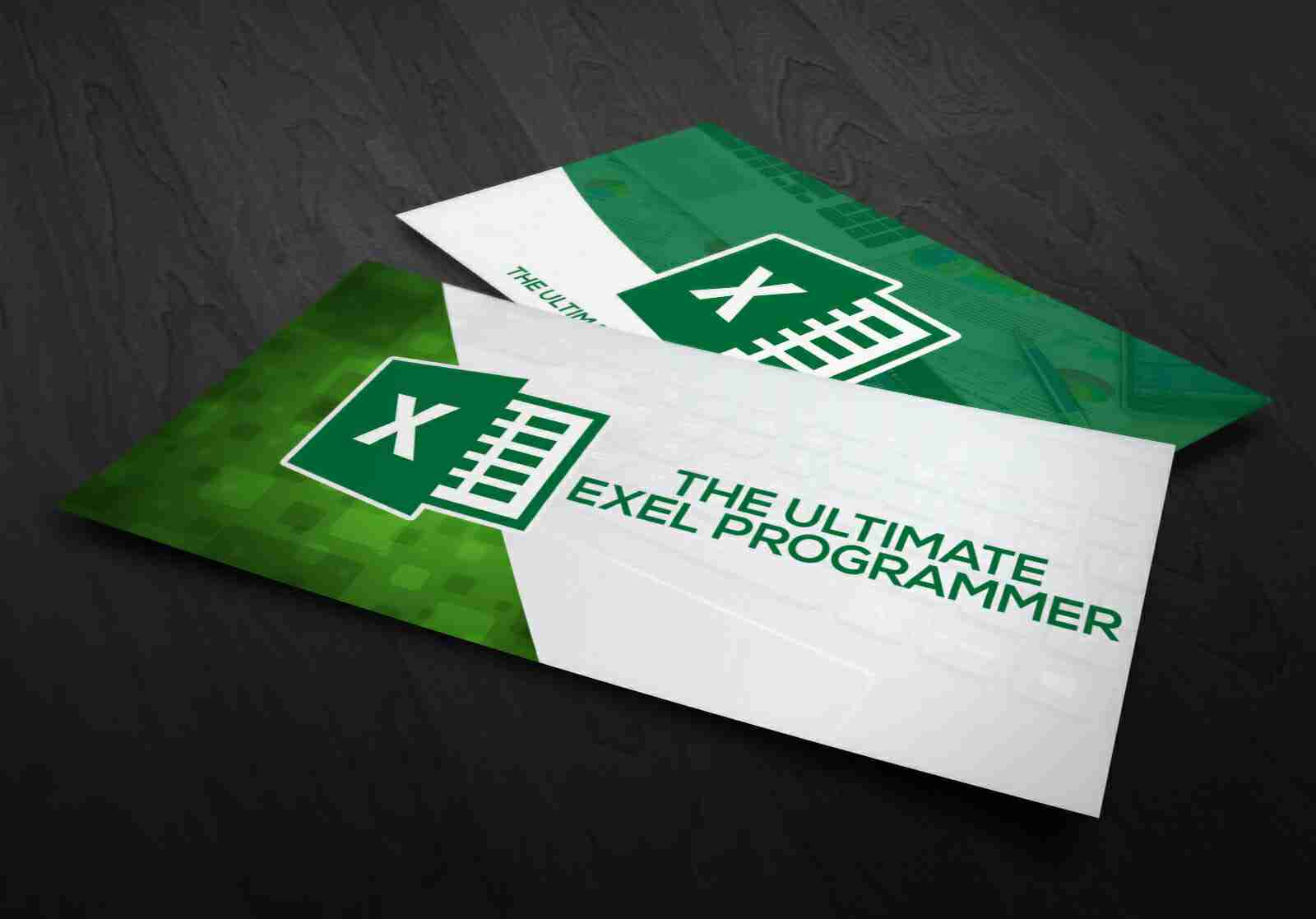 Ultimate Excel Programmer Course Lifetime Access