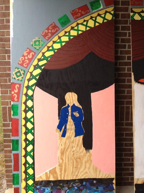 Coast-florida Theatre Mural Update Visual Arts Of