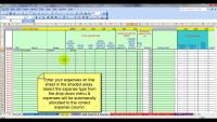 Accounting Worksheet Example Accounting Worksheet Template ...