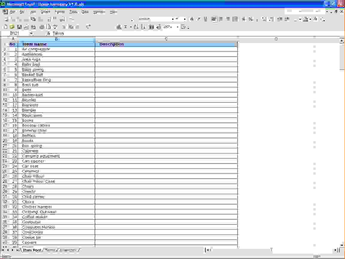 Inventory Spreadsheet Templates Spreadsheet Templates For