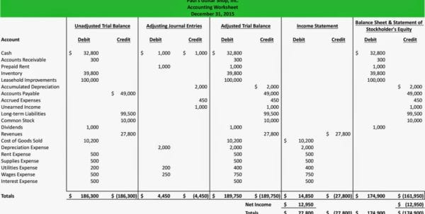 Survey Spreadsheet Template Spreadsheet Templates for Business ...