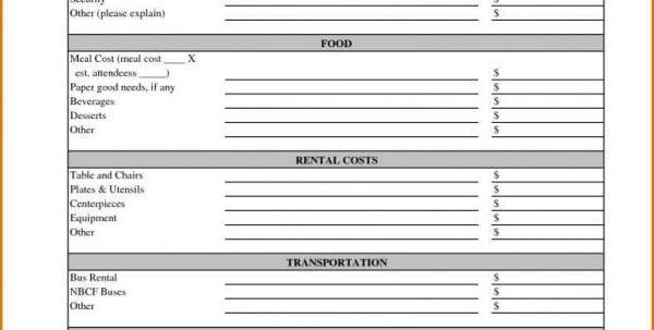 event planning outline template 15 event checklist templates pdf