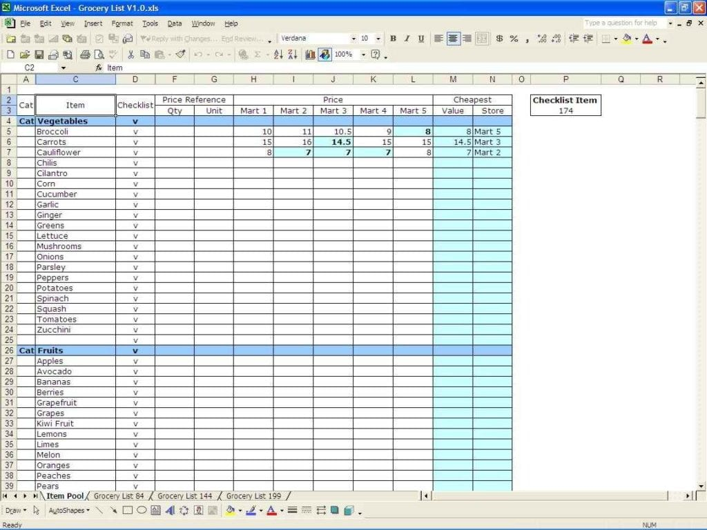 Spreadsheet Definition In Hindi