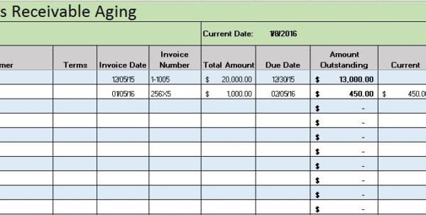 Microsoft Excel Accounting Templates Download Accounts Payable ...