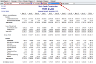 Monthly Income Statement Quickbooks Monthly Income ...