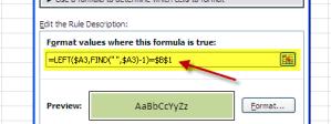 first name formula