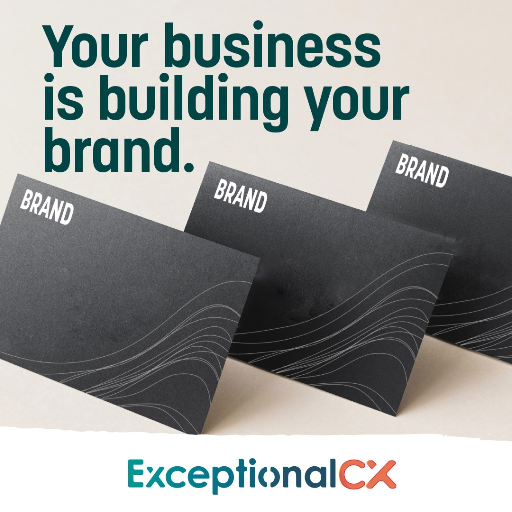 Image of blank business cards
