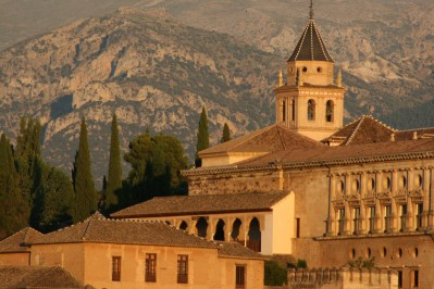 Alhambra Granada 9513 Copyright Shelagh Donnelly