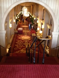 Willard Hotel Peacock Alley Copyright Shelagh Donnelly