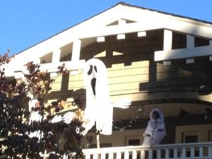 Halloween - Ghost Decor