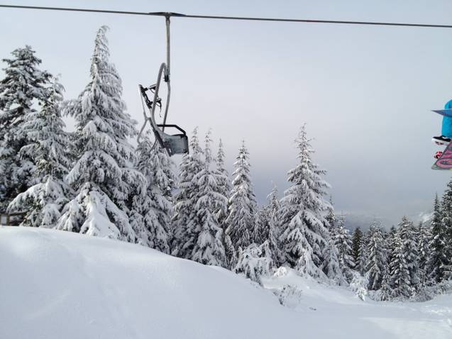 Grouse Mtn 2011-11-20 Copyright Shelagh Donnelly