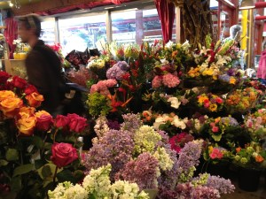 Mother's Day Shopping Copyright Shelagh Donnelly