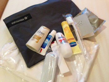 Toiletries in Europe Copyright Shelagh Donnelly
