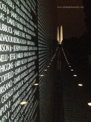 Vietnam Veterans Memorial Copyright Shelagh Donnelly