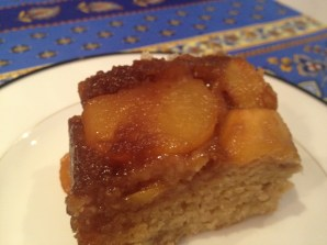 Peach U D Cake 4192 Copyright Shelagh Donnelly