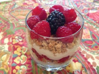 Breakfast parfait 9894 Copyright Shelagh Donnelly