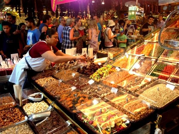La Boqueria Barcelona 6016 Copyright Shelagh Donnelly