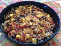Quinoa, Grain Salad 6307 Copyright Shelagh Donnelly