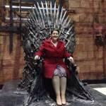 Cowan, Lorna - Iron Throne