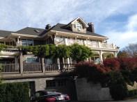 Queen Anne Neighbourhood Seattle Copyright Shelagh Donnelly