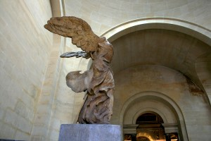 Nike Louvre 1268 Copyright Shelagh Donnelly