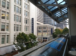 Seattle Monorail 4495 Copyright Shelagh Donnelly