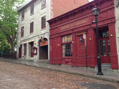 Old Montreal Copyright Shelagh Donnelly