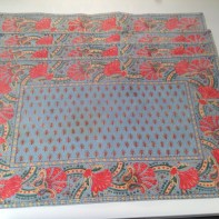 Indian Placemats copyright Shelagh Donnelly