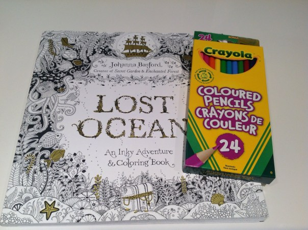Colouring Gifts Copyright Shelagh Donnelly