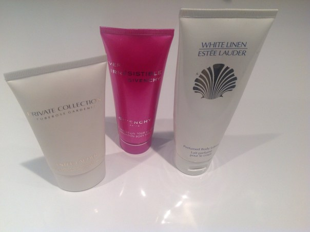 Body Lotions Copyright Shelagh Donnelly