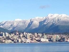 Vancouver's North Shore Copyright Shelagh Donnelly