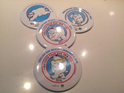 Vancouver Polar Bear Swims 2013-16