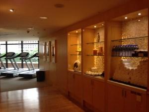 Spa, Fitness Centre