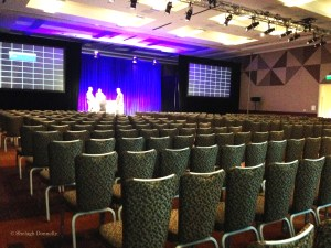 IC San Francisco Conference Facilities Copyright Shelagh Donnelly