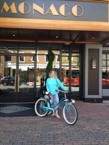Exploring Old Town Alexandria by Bike