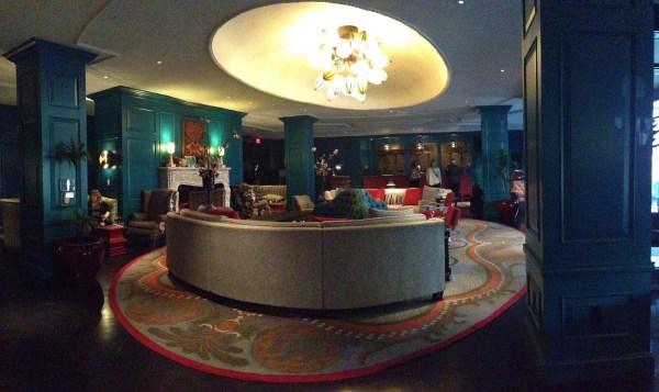 Hotel Monaco Alexandria Lobby 4339 Copyright Shelagh Donnelly