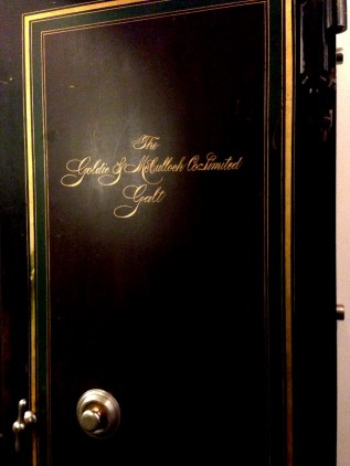 Le Germain Hotel Quebec bank 6250 Copyright Shelagh Donnelly