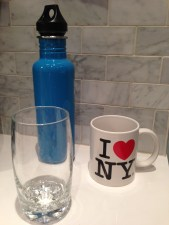 Reusable Beverage Containers Copyright Shelagh Donnelly