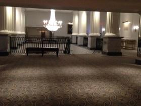 InterContinental Barclay NY Ballroom Foyer Copyright Shelagh Donnelly