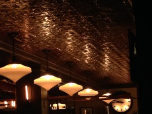 Hotel Eldorado Copper Ceilings Copyright Shelagh Donnelly