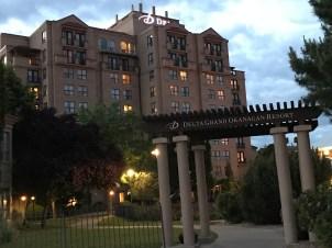 Delta Grand Okanagan Resort Copyright Shelagh Donnelly